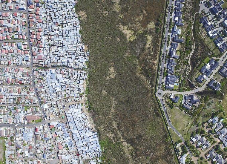 Ciudad del Cabo, Sudáfrica. JOHNNY MILLER/MILLEFOTO