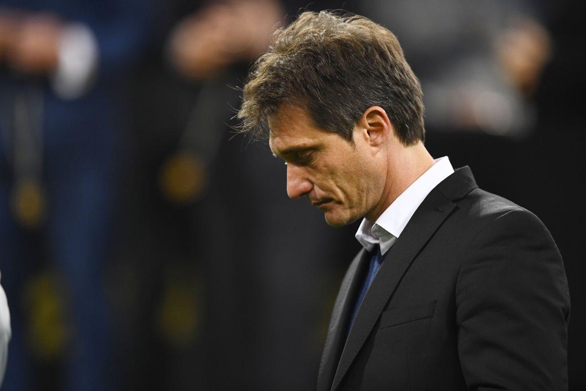 Guillermo Barros Schelotto, estaría fuera de las filas del Boca Juniors. (Foto Prensa Libre: EFE)