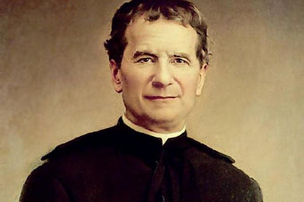 Don Bosco sería un personaje destacado en las redes sociales