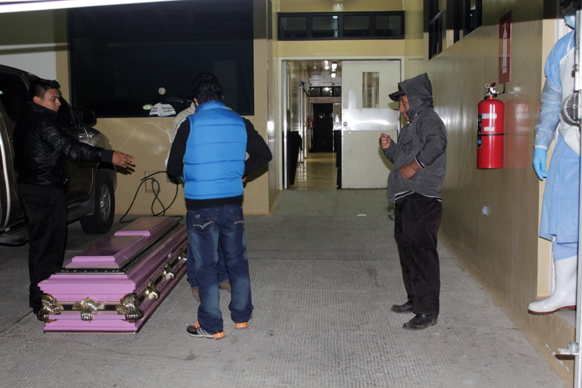 Localizan cadáver de mujer secuestrada en Quetzaltenango