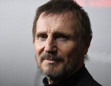 """Liam Neeson fue nominado a un Óscar de la Academia por su papel en """"La lista de Schindler"""" (Foto Prensa Libre: AFP)."""