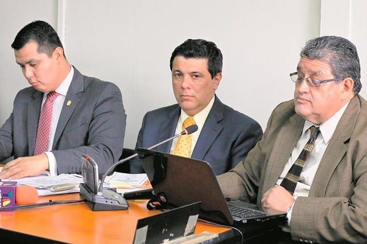 Condenan a cinco años de prisión a magistrado Érick Santiago de León por cohecho pasivo