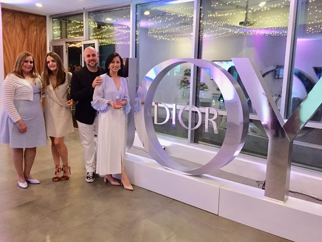 Jennifer Lawrence es Joy by Dior