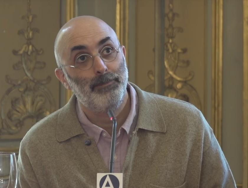 Eduardo Halfon es el Premio Nacional de Literatura 2018