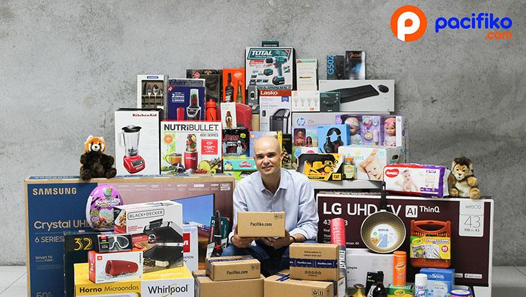 Pacifiko.com tiene para los consumidores guatemaltecos miles de productos.