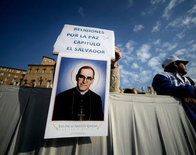 Monseñor Óscar Arnulfo Romero es proclamado Santo por el papa Francisco