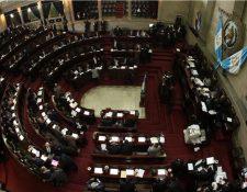 Los diputados celebrarán una Sesión Plenaria el jueves para convocar a la Comisión Postulación para contralor General. (Foto Prensa Libre: Hemeroteca PL)
