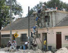 Faltan incentivos en los municipios del país para construcción de vivienda sostenible con el ambiente indican expertos en el sector inmobiliario. (Foto, Prensa Libre: Hemeroteca PL).