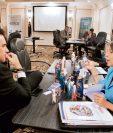 La semana pasada, una misión comercial de Costa Rica visitó el país.