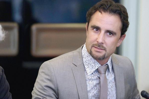 Hervé Falciani, un informático y ex empleado del banco HSBC en Ginebra, Suiza. (Foto Prensa Libre: AP)