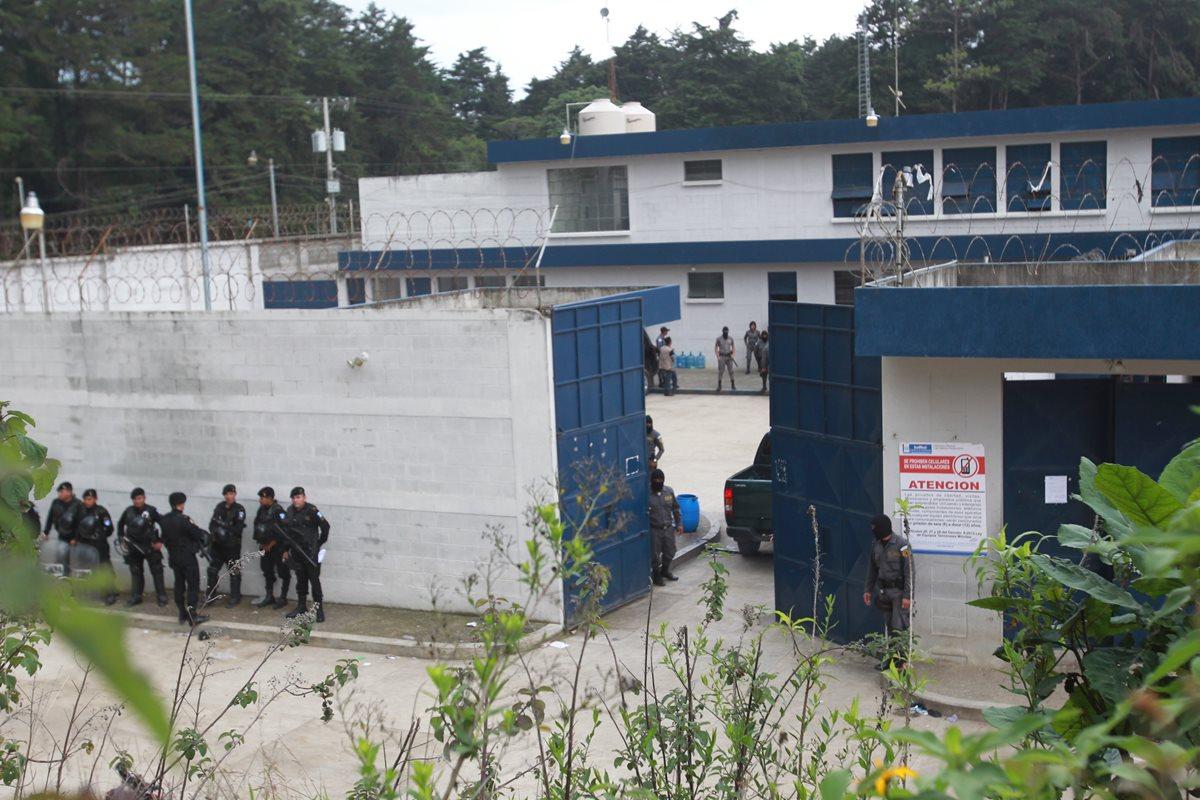 Matan a reo en cárcel Fraijanes 1; habría ordenado bombazo a bus