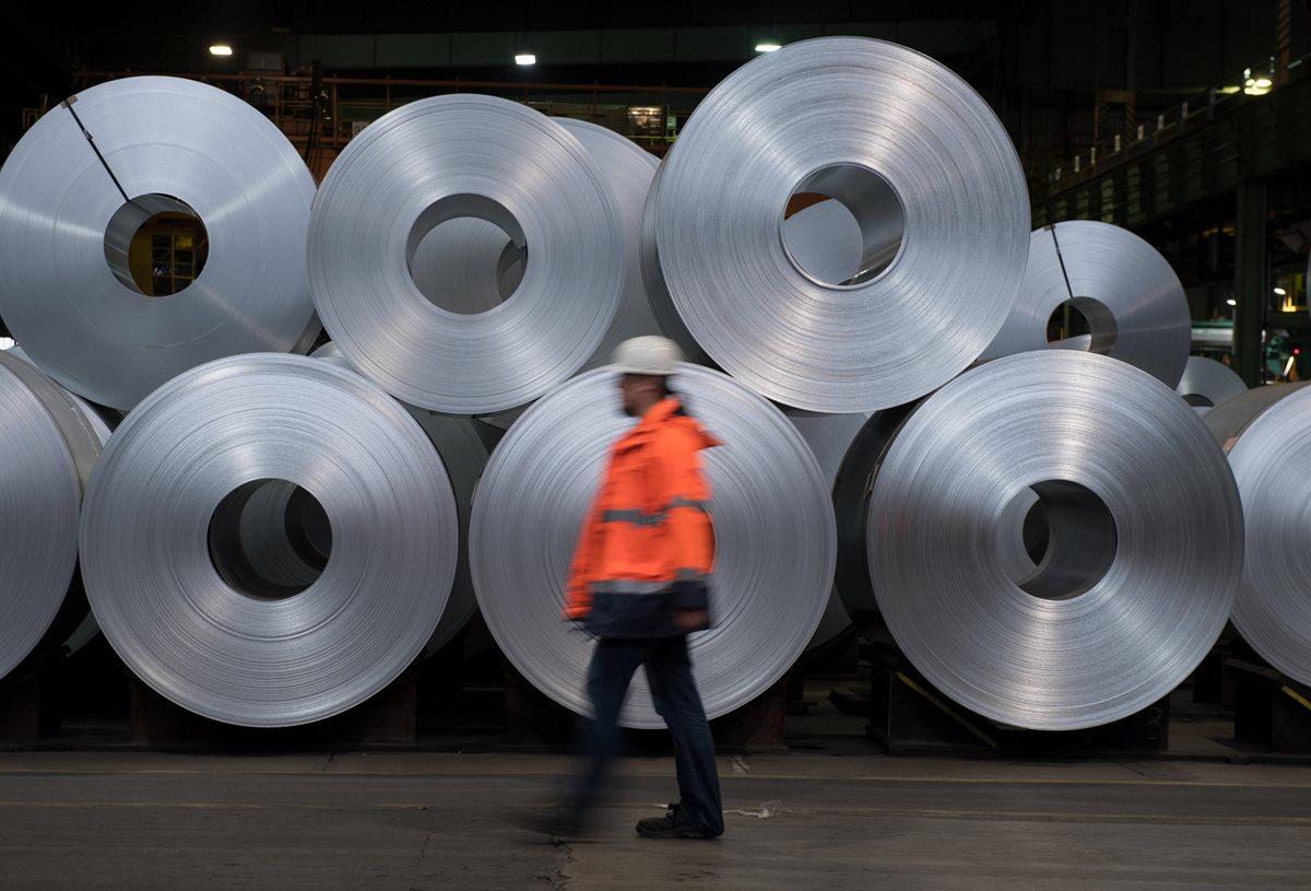 EE. UU. no aplicará medidas arancelarias de acero y aluminio a varios países