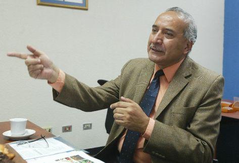 Ricardo Santa Cruz, director agroalimentario en Agexport, explica los proyectos del sector.