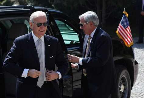 joseph biden, vicepresidente de EE. UU. —izquierda—, llegará hoy a Honduras para reunirse con los gobernantes de Centroamérica, y  conversar sobre reforzar medidas de seguridad.
