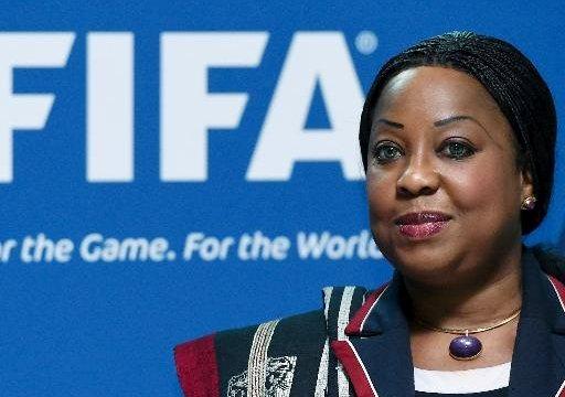 Fatma Samoura secretaria general de la Fifa, aseguró que las sedes de Rusia y Catar están firmes. (Foto Prensa Libre: Hemeroteca)