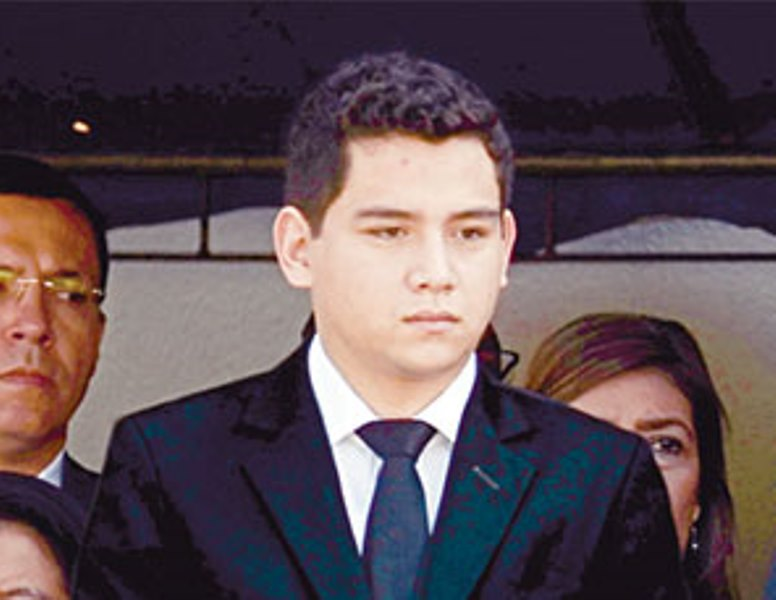 Hijo de Jimmy Morales declara por segunda vez