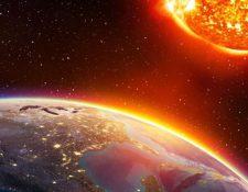 La humanidad está en una carrera por detener el cambio climático. GETTY