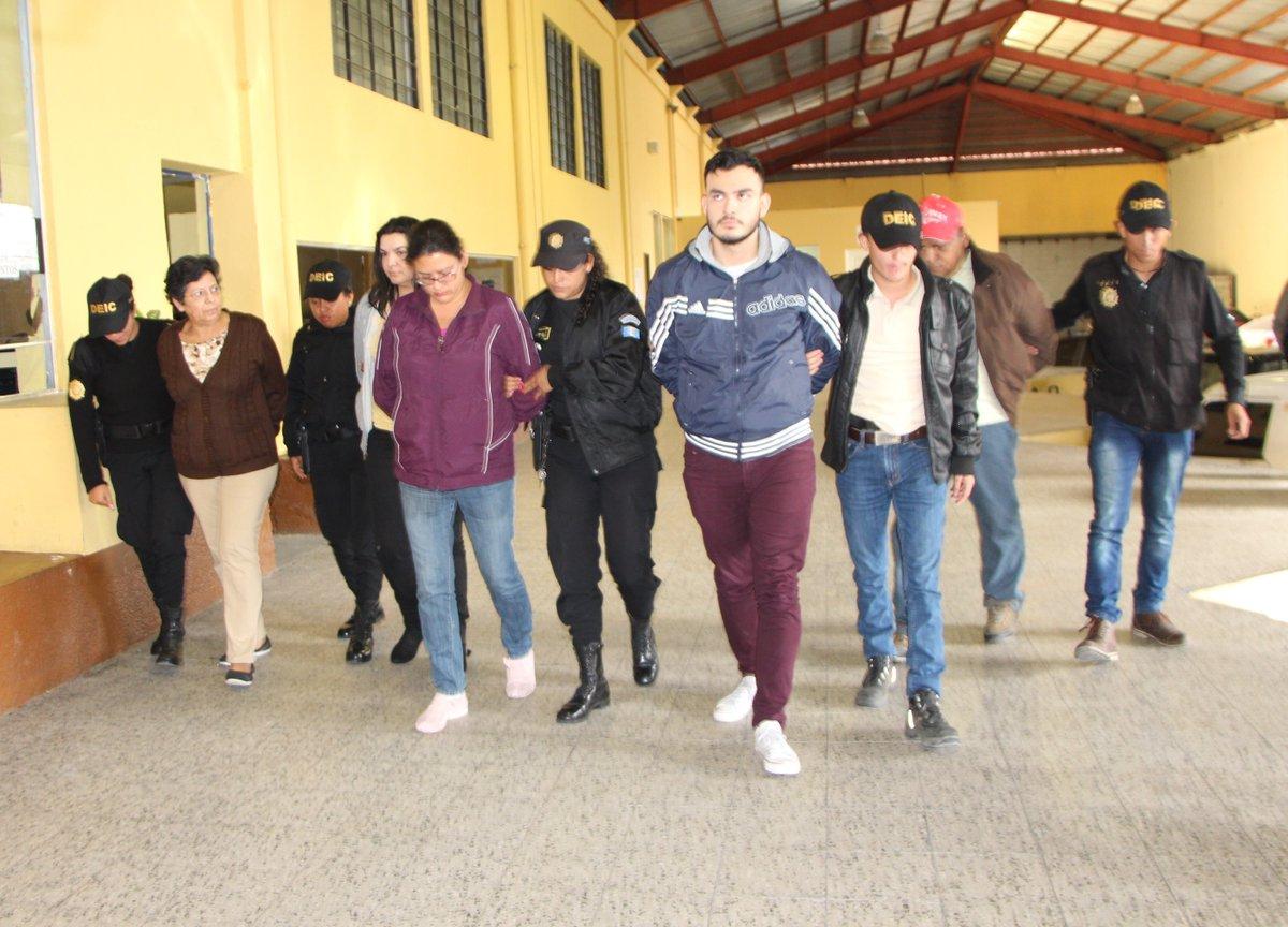 Capturan a cinco por corrupción en la Federación de Tiro
