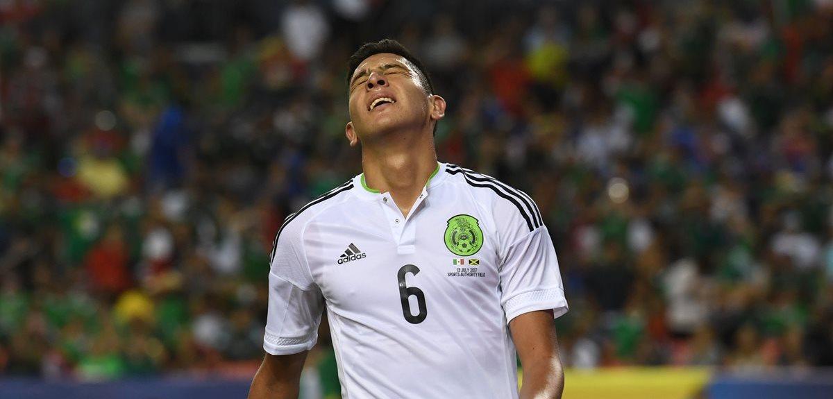Jamaica se le atraganta a México pero empate les mantiene como líderes