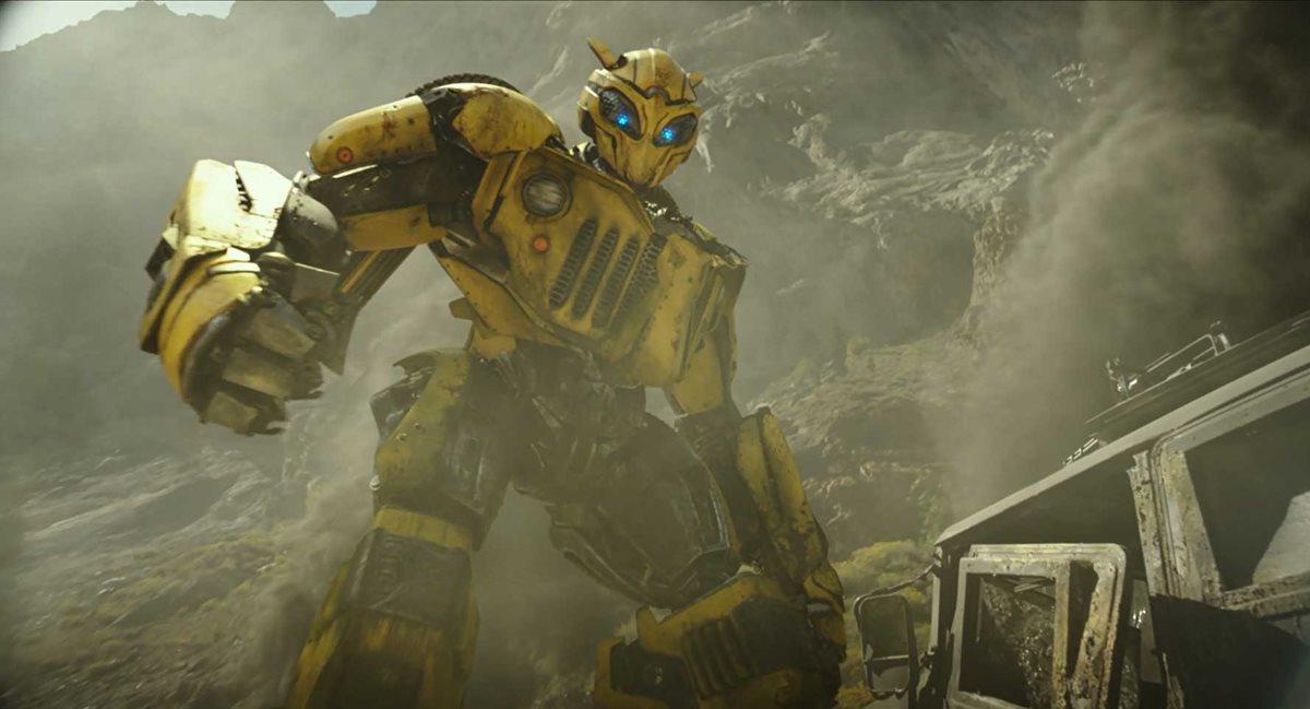 Bumblebee: primer tráiler de una película que busca rescatar a los Transformers