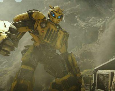 Bumblebee, en una película en solitario, pretende dar vida a los Transformers (Foto Prensa Libre: Paramount Pictures).