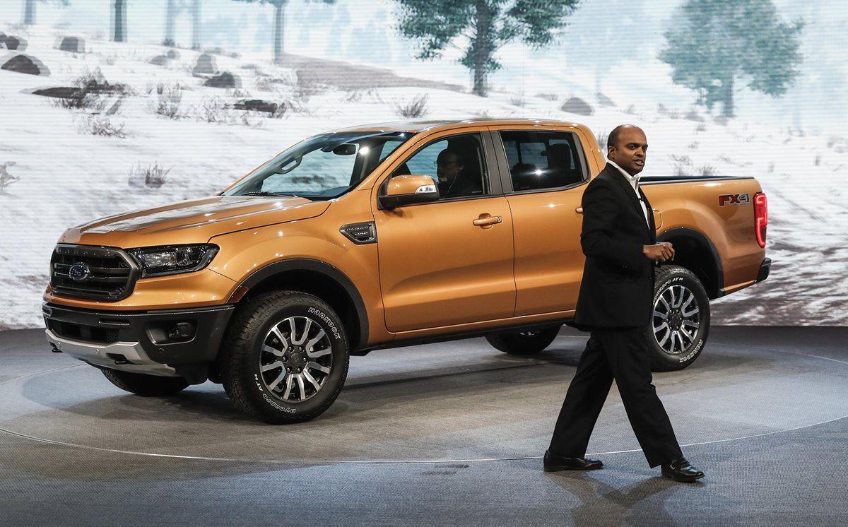Ford eleva a US$11 mil millones inversión en autos eléctricos