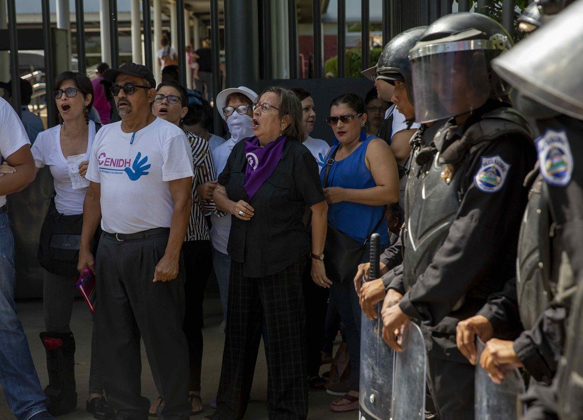 Condenas por terrorismo, la nueva estrategia del orteguismo contra las protestas en Nicaragua