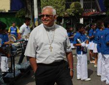Álvaro Ramazzini, obispo de la Diócesis de Huehuetenango, será uno de los nuevos 13 cardenales. (Foto Prensa Lubre: Hemeroteca PL)