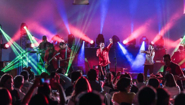 Alux Nahual prepara concierto acústico para NatGeo. (Foto Prensa Libre: Keneth Cruz)