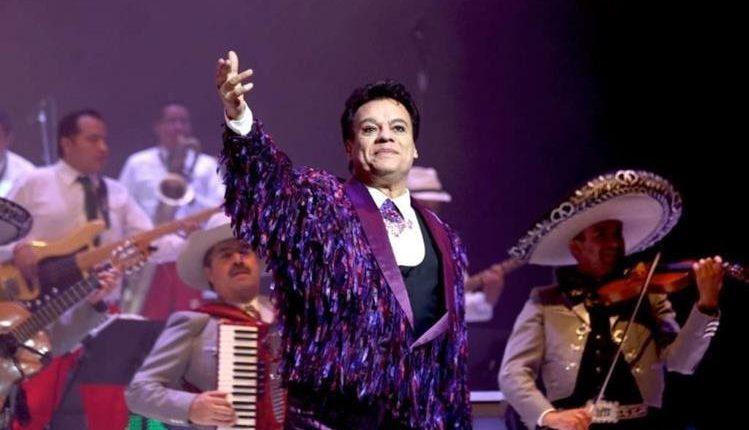 La decisión de declarar el Día de Juan Gabriel, en El Paso, Texas, se tomará luego de un concierto que se efectuará el próximo domingo. (Foto HemerotecaPL)