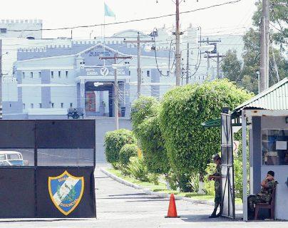 Fuerte San Rafael de Matamoros en la capital. (Foto Prensa Libre: Hemeroteca)