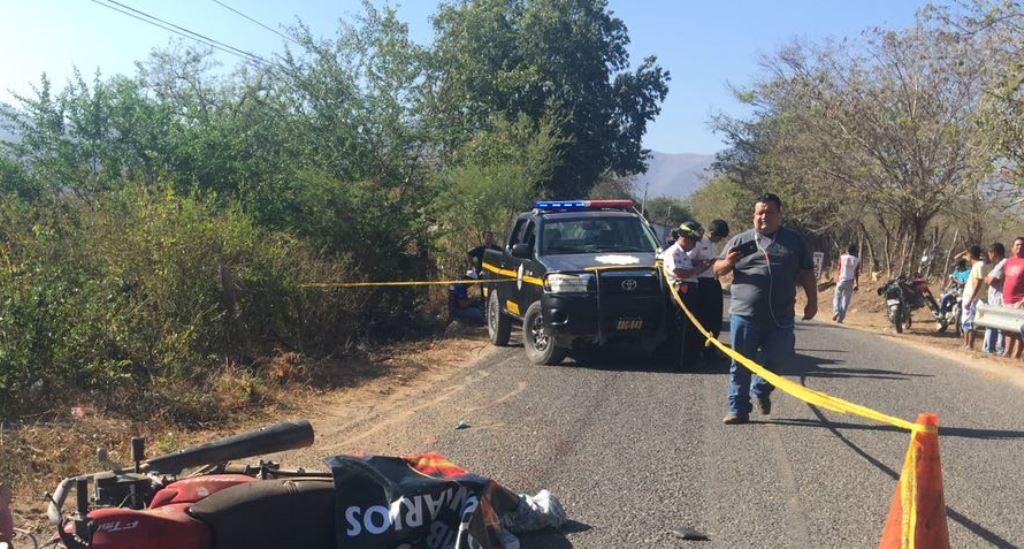 Vocero de comuna de San Jorge muere baleado