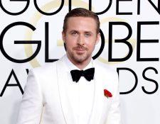 El canadiense Ryan Gosling es uno de los actores de Hollywood más populares en la actualidad. (Foto Prensa Libre: EFE).