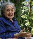 El escritor Ricardo Piglia era una de las voces referentes en la literatura argentina. (Foto Prensa Libre: EFE)