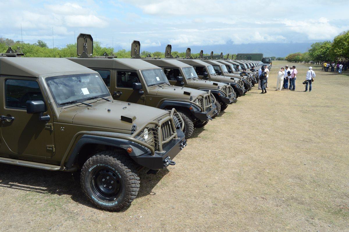 Guatemala pedirá más ayuda a EE. UU. para combatir narcotráfico