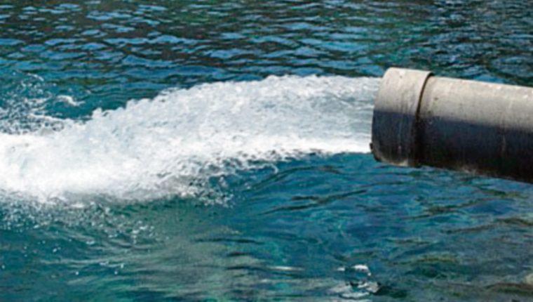 Un análisis al agua del campus de la Usac determina que no es apta para el consumo humano. (Foto Prensa Libre: Hemeroteca PL)