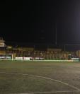 Los últimos dos partidos de local de Deportivo Petapa han registrado ingresos de menos de cien aficionados. (Foto Prensa Libre: Edwin Fajardo)