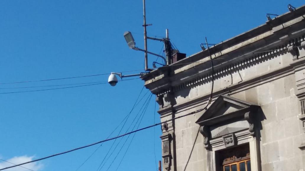 En Xela solo funcionan 32 de las 65 cámaras de vigilancia afirma Gobernación Departamental