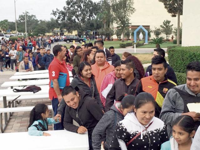 Miles de centroamericanos han emigrado a Estados Unidos. Algunos refieren que por situación económica, otros por la violencia. (Foto, Prensa Libre: Hemeroteca PL)