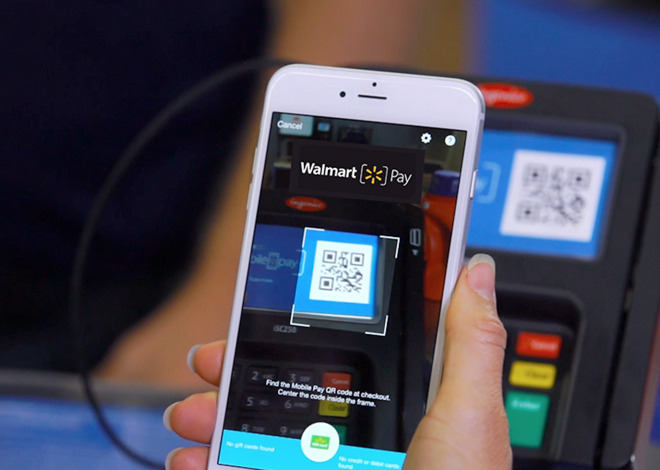 Wal- Mart diseña su propia billetera digital
