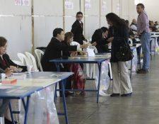 El Colegio de Abogados realizará las elecciones para elegir a su nueva junta directiva. El proceso se realizará en el Parque de la Industria. (Foto Prensa Libre: Hemeroteca PL)