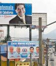 Ejemplo de propaganda política del proceso electoral del 2011. (Foto: Hemeroteca PL)