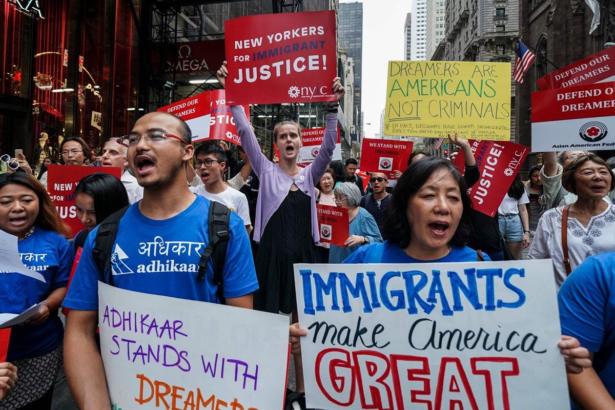 Expectativa por plan de Trump para reforma migratoria