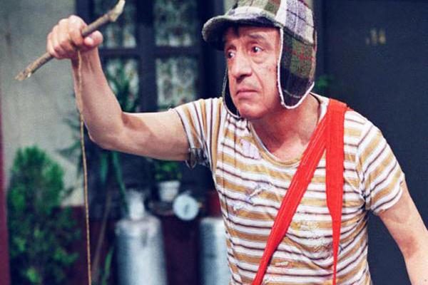 """El chavo del 8, uno de los famosos personajes de Chespirito.<br _mce_bogus=""""1""""/>"""