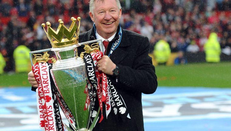 Sir Alex Ferguson salió del coma pero se mantiene en estado delicado. (Foto Prensa Libre: AFP)
