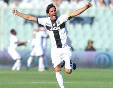 El Parma sigue escalando categorías. Este sábado se instaló en la Serie B (Foto Prensa Libre: tomada de ESPN)