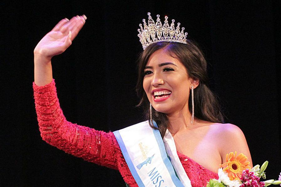 Daniela de León es elegida Miss Guatemala USA 2017