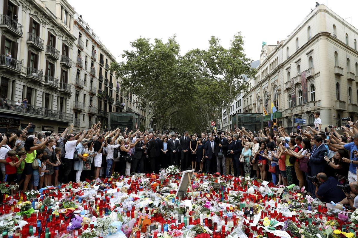 Convocan para el próximo sábado una marcha contra los atentados en Barcelona