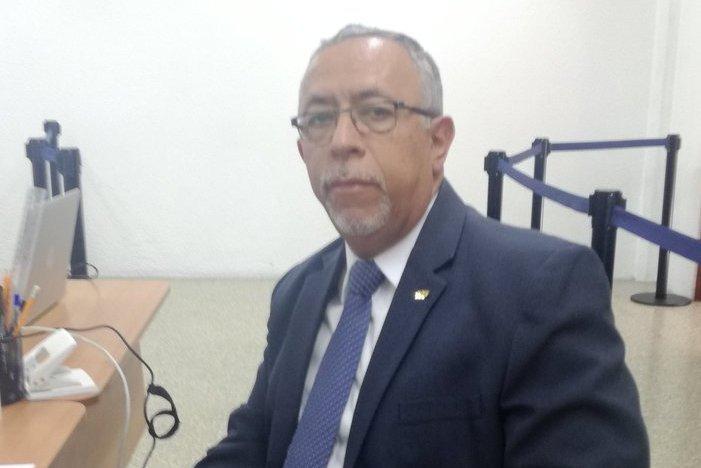 Alejandro González Portocarrero es uno de los candidatos a contralor general de Cuentas. (Foto Prensa Libre: Guatemala Visible)