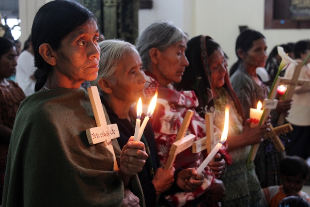 El Estado de Guatemala le tiende trampas a la justicia de la posguerra